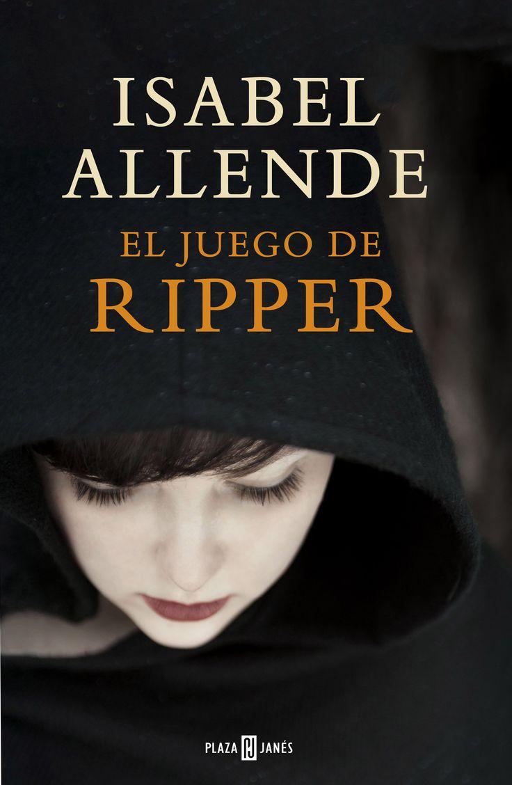 Isabel Allende.El juego de ripper