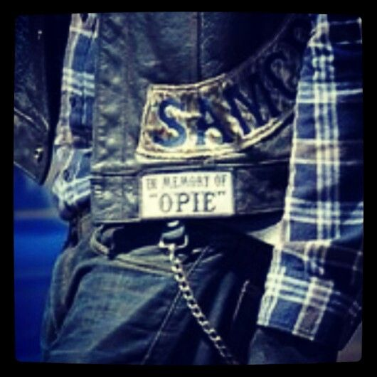 Opie patch sons of anarchy