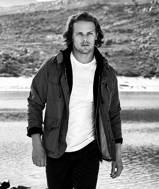 SAM HEUGHAN DAILY