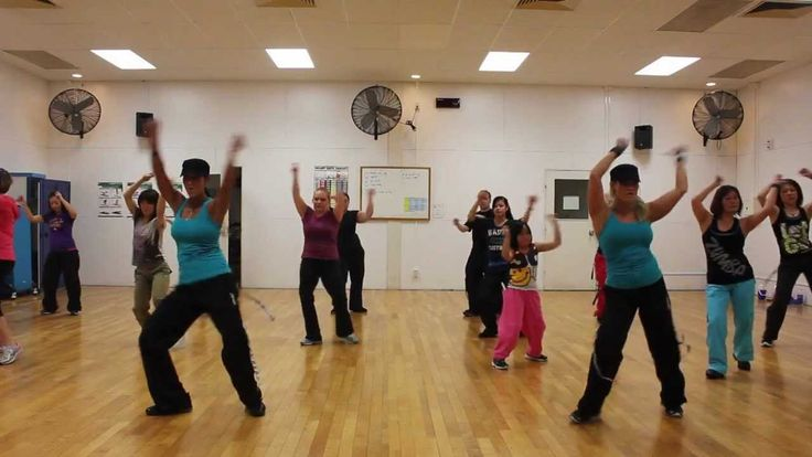 """NELLY - """"Move That Body"""" -  Choreography for Dance Fitness"""