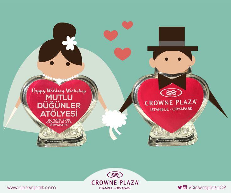 Mutlu Düğünler Atölyesi'nde katılımcılara hediye ettiğimiz nikah şekerleri sadece ağzınızı tatlandırmakla kalmayacak, bir ömür boyu mutluluk getirecek.  #mutludüğünleratölyesi #crowneplazaoryapark #cporyapark #oryapark #düğün #etkinlik #kına #nişan #gelin #damat #düğünhazırlıkları #düğünorganizasyon #kırdüğünü #düğünmekanı #nikah #nikahşekeri #dekorasyon #gelinlik #gelinliktasarımı #duvak #gelinduvağı #gelinsaçı #gelinmakyajı #düğünöncesi…