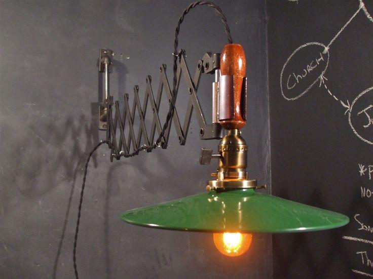38 Best Images About Scissor Lamp On Pinterest Steam