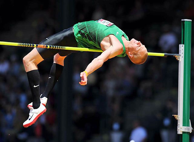 US Olympic 2012 Athletes To Watch: Jesse Williams consistently ranked in the world's top 10, the 29-year-old high jumper out of North Carolina will try to propel his 6-foot, 155-pound frame even higher in 2012 after missing the finals in Beijing. Following a gold-medal performance at the 2011 world outdoor championships -- the first American to accomplish the feat in two decades -- Williams appears to be the favorite in the event in 2012.