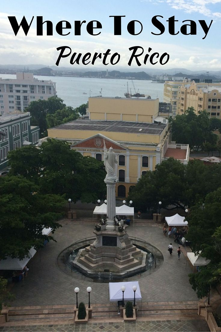 Where to Stay in Puerto Rico. From hotels to hotels to guest houses and resorts. The best places to stay on Puerto Rico in San Juan and more.