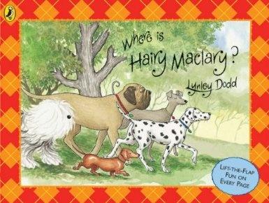 Where is Hairy Maclary? Hairy Maclary and Friends: Amazon.co.uk: Lynley Dodd: Books