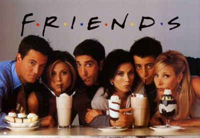 """F is for Friends 