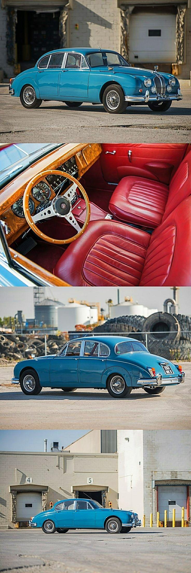 1960 Jaguar MkII 3.8 Auto Saloon