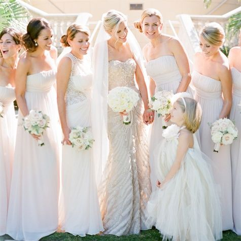 Learn the real way to reuse bridesmaid dresses at wedding for Clean my wedding dress