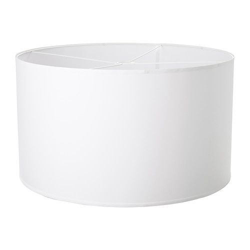 IKEA NYMÖ Pendant lamp shade White 70 cm Create your own personalised pendant or floor lamp by combining the lamp shade with your choice of cord set or...