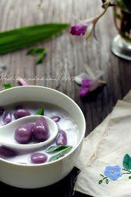 HESTI'S KITCHEN : yummy for your tummy: Katiri Mandi Ubi Ungu