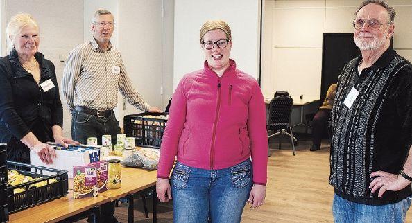 Voedselbank Noord voorop bij armoedebestrijding