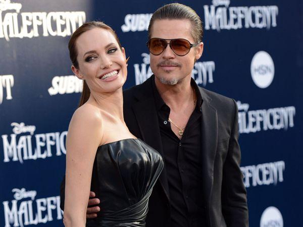 The Frisky - Breaking News: Angelina Jolie & Brad Pitt Are Married!