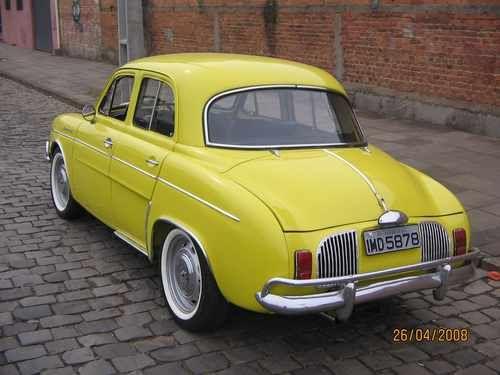 Renault Deauphine