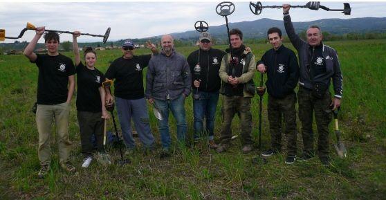 Tuscany Detectors , a caccia di tesori con il metal detector