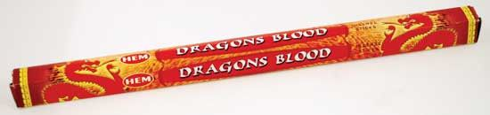 Dragon's Blood HEM stick 8 pack
