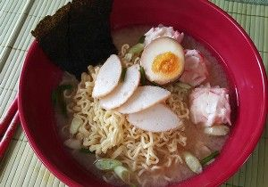 Kuliner Ramadan | Resep Mie: Mie Kuah Miso Bakso