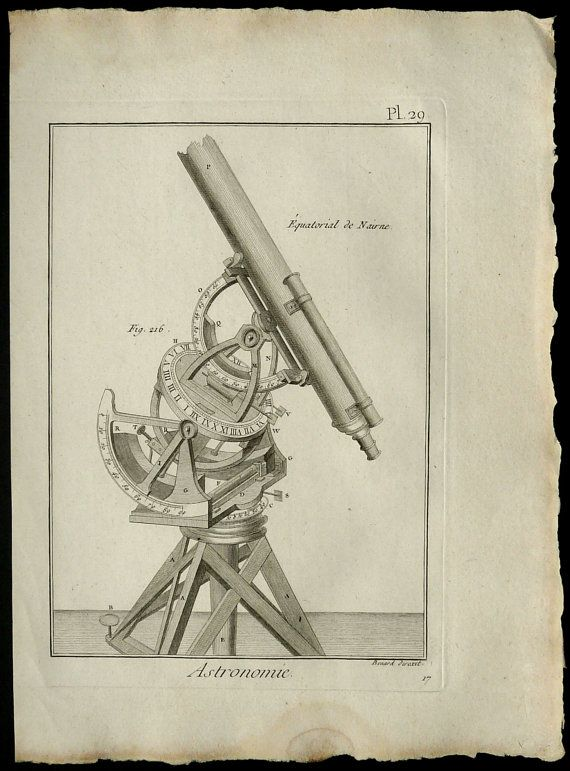 antique astronomy tools - photo #39