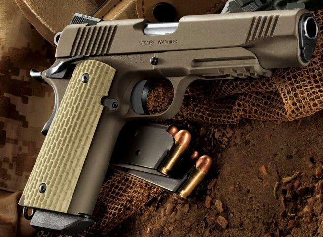 Kimber Desert Warrior 1911 Find our speedloader now! http://www.amazon.com/shops/raeind
