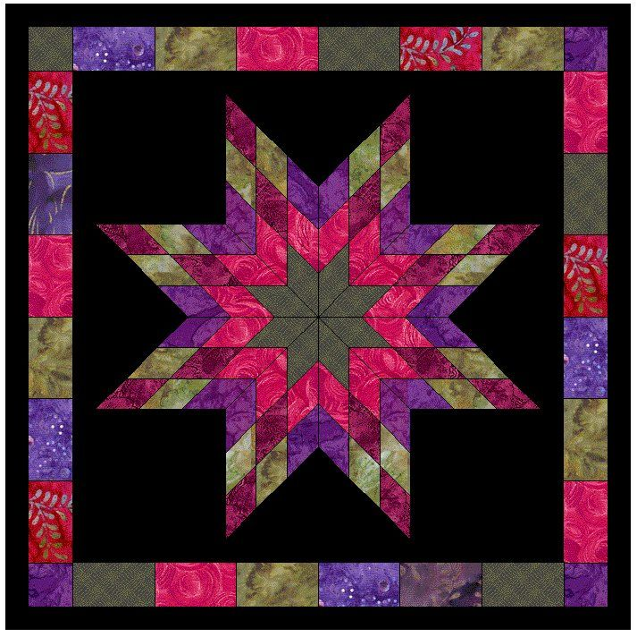 Quilting Thread Patterns : 17 Best images about Piece In The Hoop on Pinterest Shops, A love and Quilt