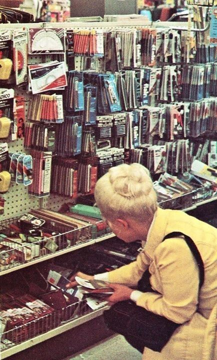 Woolworths around 1974. #70s #childhoodmemories #nostalgia