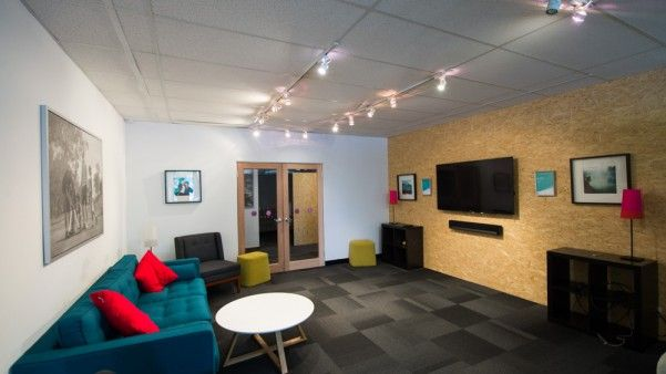 Lush Digital Media | Office Space | Creative Spaces