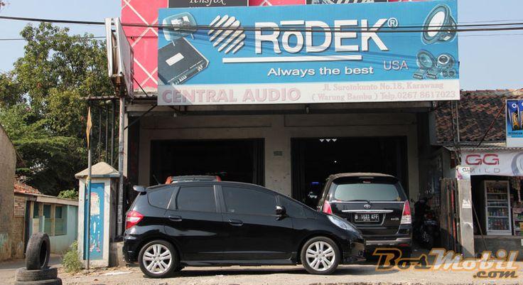 Central Audio, Hobi Audio Berumur 16 Tahun #info #BosMobil