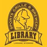 The Library Sports Grille and Brewery is one of Wyoming's oldest brewpubs.  What began as The Library Restaurant and Brewing Company, the Library changed ownership in February 2008 and location in March 2013.  Our pub and grille offers a casual, sports bar atmosphere with big screen televisions so you don't miss your favorite team.  The menu features an array of pub food at affordable prices.  Look for our daily happy hour, food and drink specials.