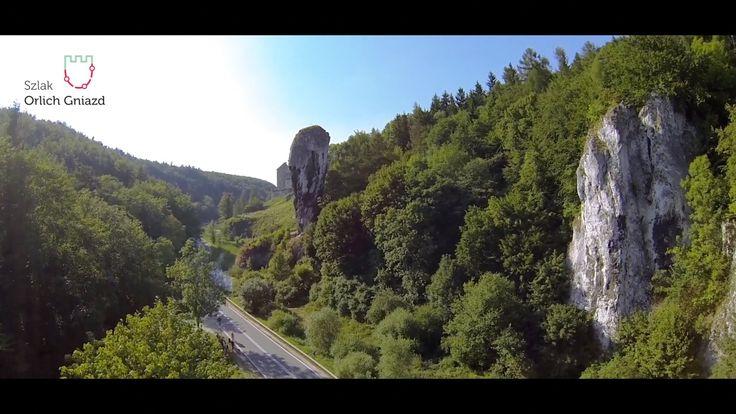 Szlak Orlich Gniazd - Wznieś się na wyżyny...