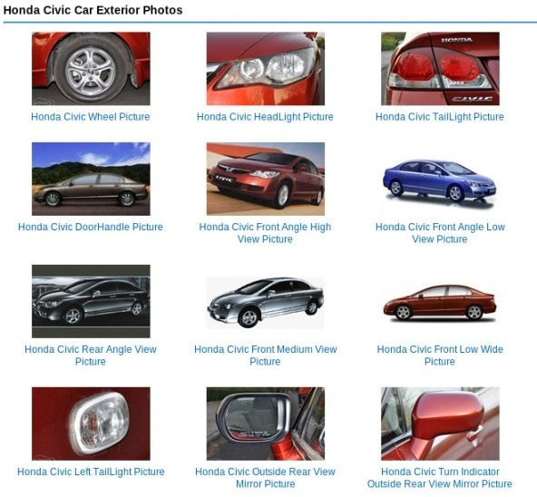 Honda Civic Price in India - Rs 12.59 - 14.88 Lakhs as on January 2013. Read Honda Civic Review, 35 user reviews.  Check out Honda Civic Mileage, Colours, Interiors, Specifications, Features and Complete information of Honda Civic Models.