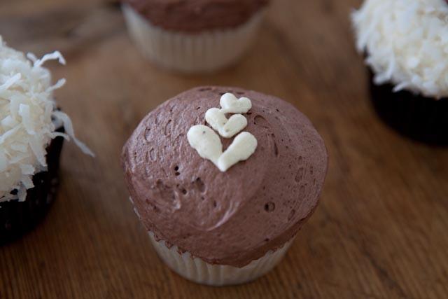 vegan cupcakes ~ oh my!: Vegans Cupcake, Cupcake Rosa-Choqu, Fairies Cakes, Vegan Cupcakes, Photo