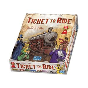 Ticket To Ride | Bergsala Enigma