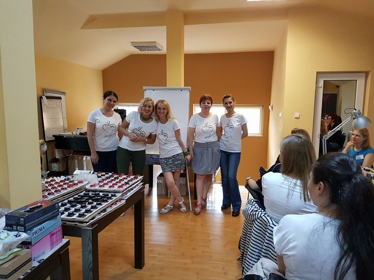 #nail #camp #trainers @ #work #nailshop #event