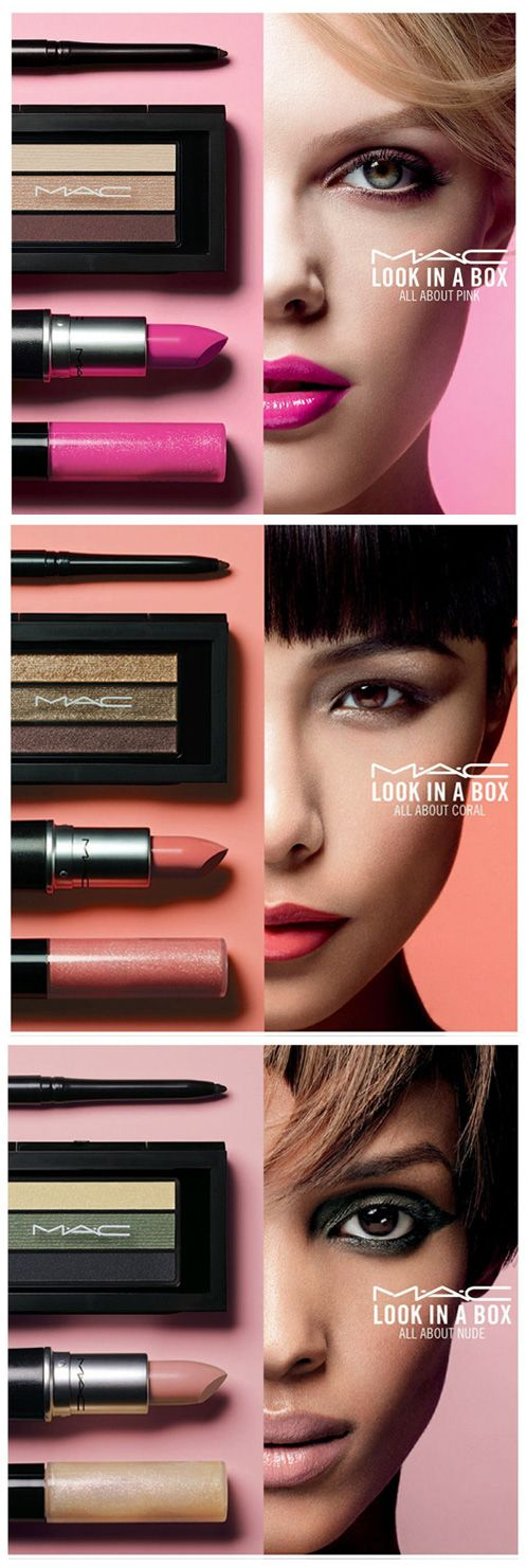 MAC Look in a Box Collection. #makeup #mac