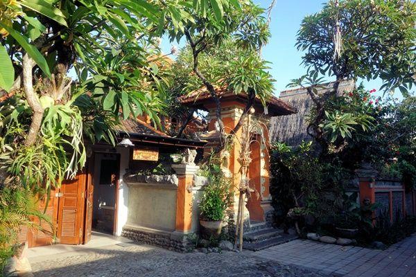 bed and breakfast in private villa, sanur, bali