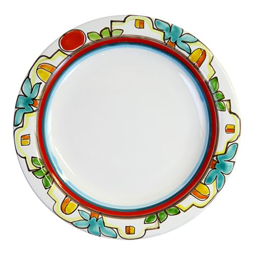 Ceramiche De Simone - Plates - PTDA - Dammusi Decoration