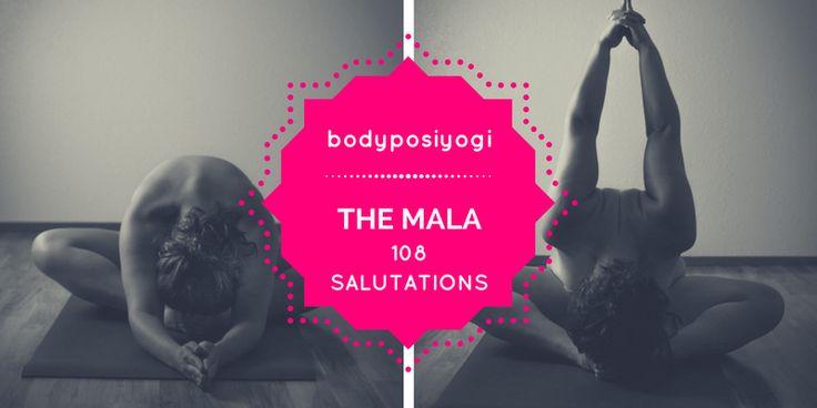 The Yoga Mala: 108 Sun Salutations for Winter Solstice