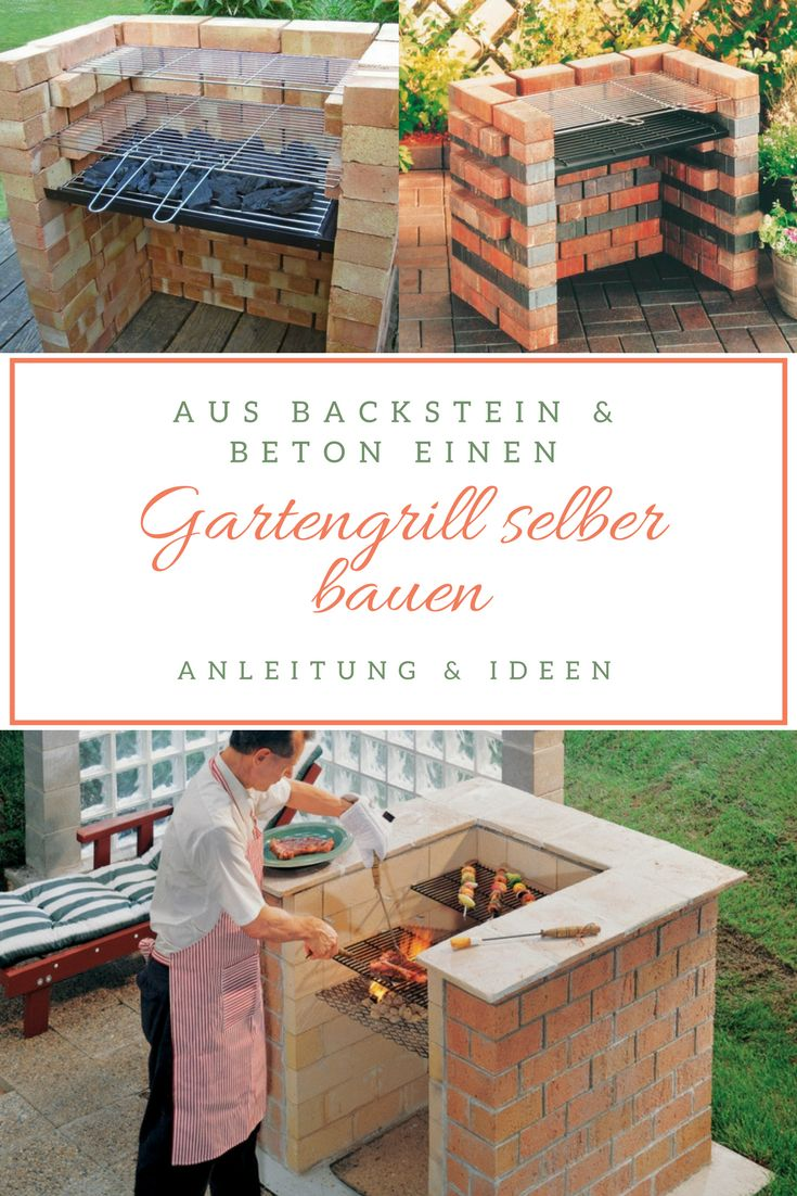 25 best ideas about gartengrill selber bauen on pinterest. Black Bedroom Furniture Sets. Home Design Ideas
