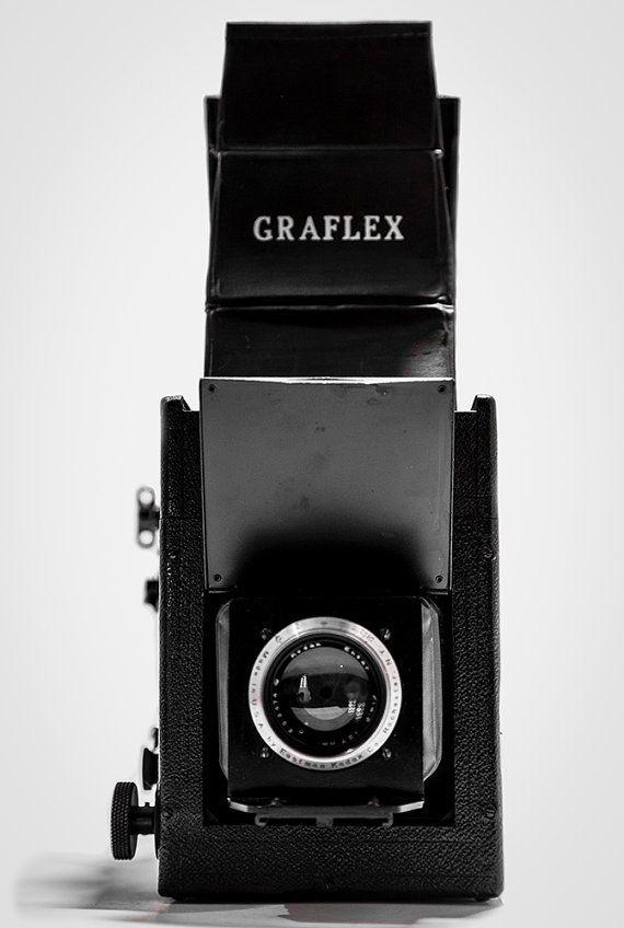 Graflex Series B Camera with a Kodak por CameraCollection en Etsy