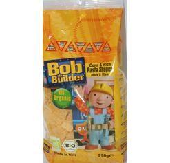 MAKARON BEZGLUTENOWY BOB THE BUILDER BIO 250 g - FUN FOODS 4 ALL