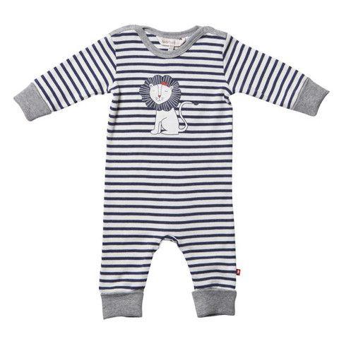 Fox & Finch Baby Britannique FW14-2152 Blue-Cloud Brit Striped L-S L-L – Sweet Thing Baby & Childrens Wear #Winter #Cloth #Boy sweetthing.com.au
