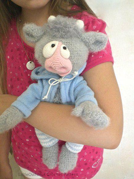 Elmo Doll Knitting Pattern : LittleOwlsHut Amigurumi patterns crochet and knitting ...