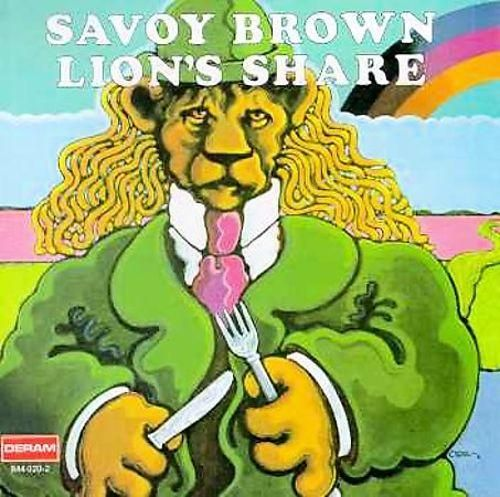 Lion's Share - Savoy Brown, LP (Pre-Owned)