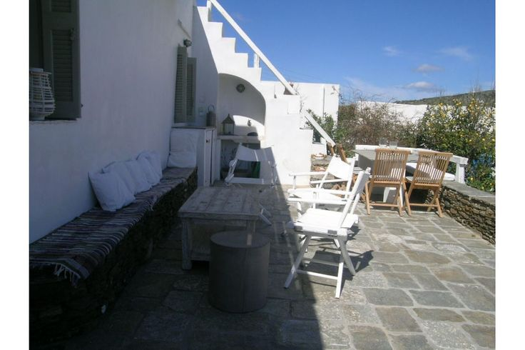 Cosy & traditional house with sea view in the alleys of Sifnos - island - Greece  -  listed on www.house2book.com BOOK NOW online or call us on +30 2118001118