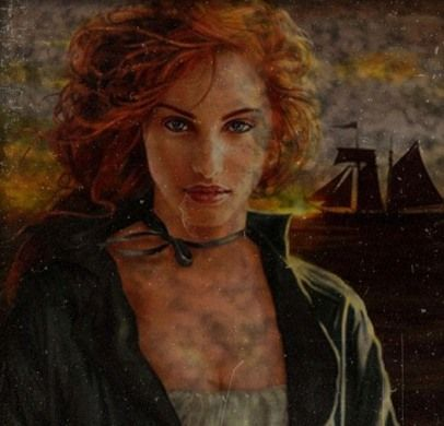 "Grace O'Malley was a 16th century Irish warrior who led a horde of broadsword-swinging Vikings, Celts, and Scottish Highlanders in naval operations that dominated the coast of Ireland for decades. Known to her contemporaries as ""The Pirate Queen of Connaught,"""