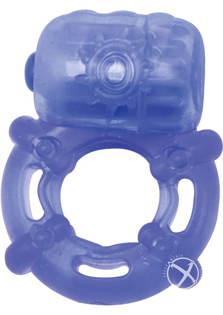 Buy Climax Juicy Rings Cock Ring Waterproof Blue online cheap. SALE! $8.49