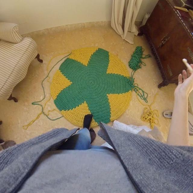 """2,646 Me gusta, 113 comentarios - SusiMiu (@susimiu) en Instagram: """"Como muchas me habéis preguntado por la técnica que uso al hacer las alfombras estrella, hoy os…"""""""