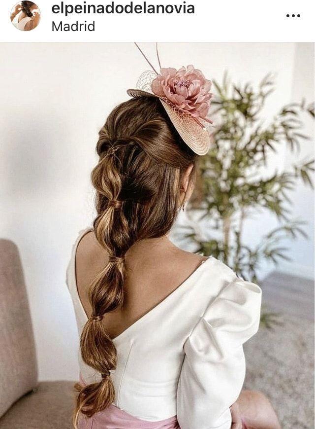 Elegante peinados invitadas bodas 2021 Fotos de consejos de color de pelo - 75 peinados para invitadas de boda - Invitadas de boda en ...