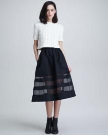 Circle Skirts: How to Wear Them, What to Buy: The Risktaker