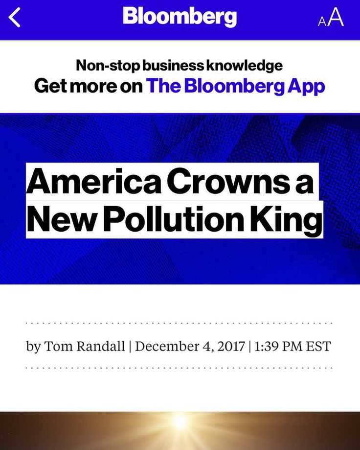 America Crowns a New Pollution King  Tom Randall  For the first time in 40 years power plants are no longer the biggest source of U.S. greenhouse gas pollution. That dubious distinction now belongs to the transport sector: cars trucks planes trains and boats. The big reversal didnt happen because transportation emissions have been increasing. In fact since 2000 the U.S. has experienced the flattest stretch of transportation-related pollution in modern record keeping according to data…