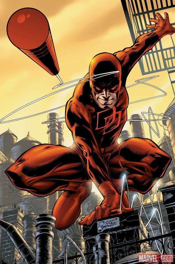 Netflix's Daredevil TV show will be led by Cabin in The Woods director Drew…